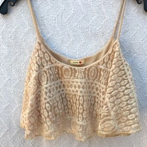 Lovely 153 Crop Top